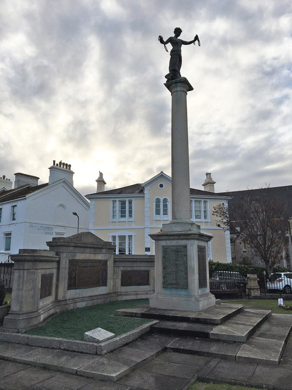 Newton Abbot War Memorial